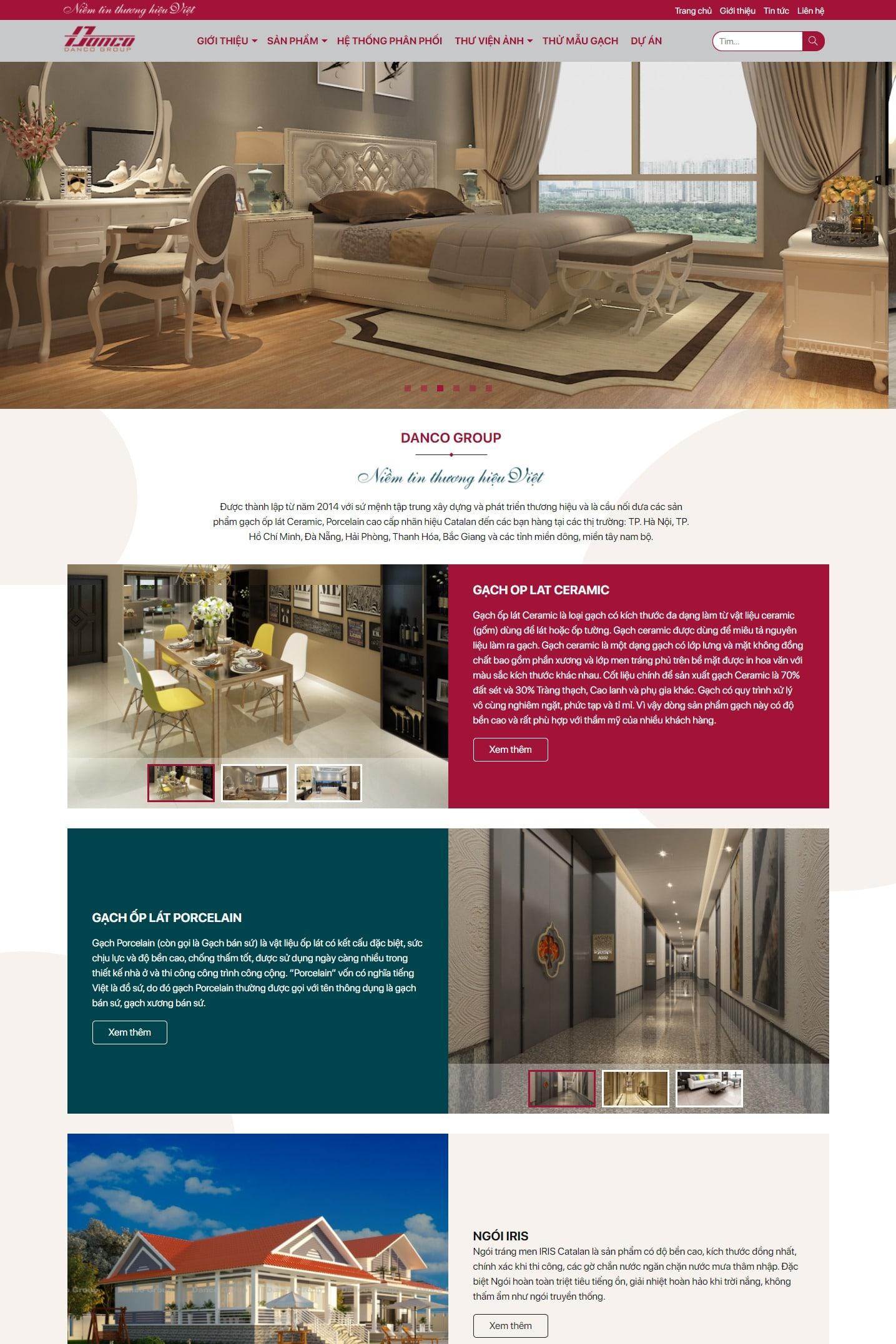 Website Danco