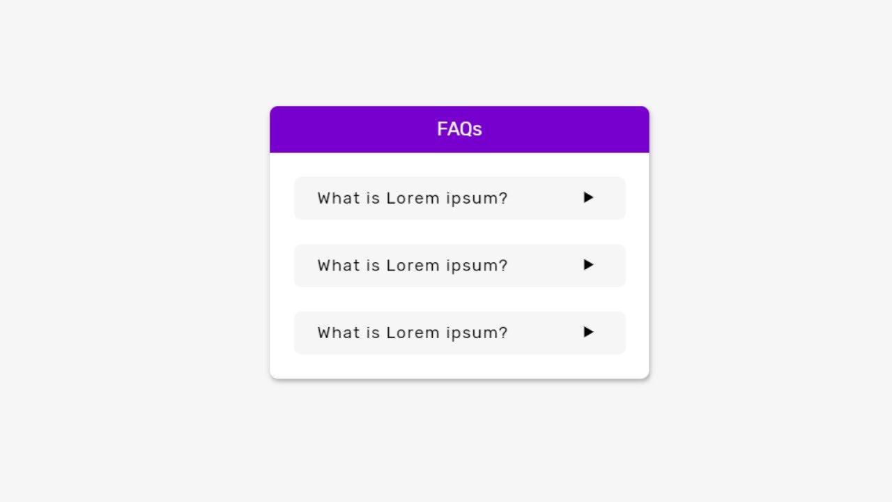 Chức năng FAQ - Câu hỏi thường gặp
